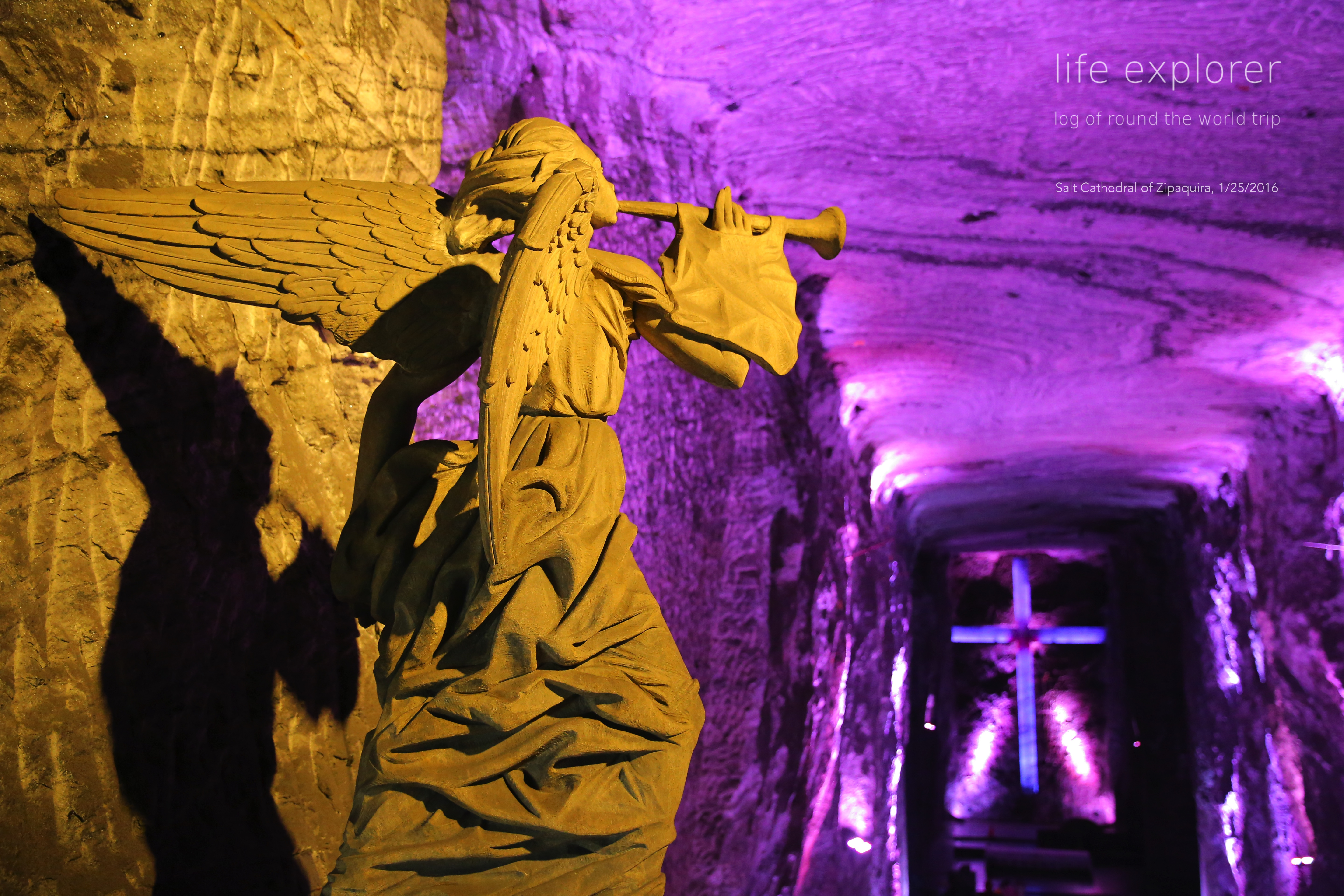 [Photo] 160124 Colombia – Salt Cathedral of Zipaquira