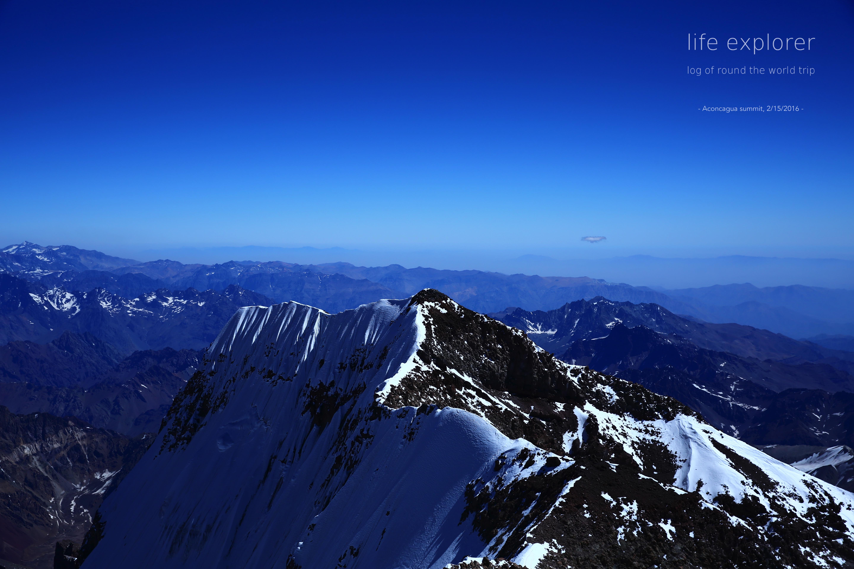 """#37 世界で最も標高の高いトレッキング 「アコンカグア」- The World's Highest Trekking Trail """"Aconcagua"""""""