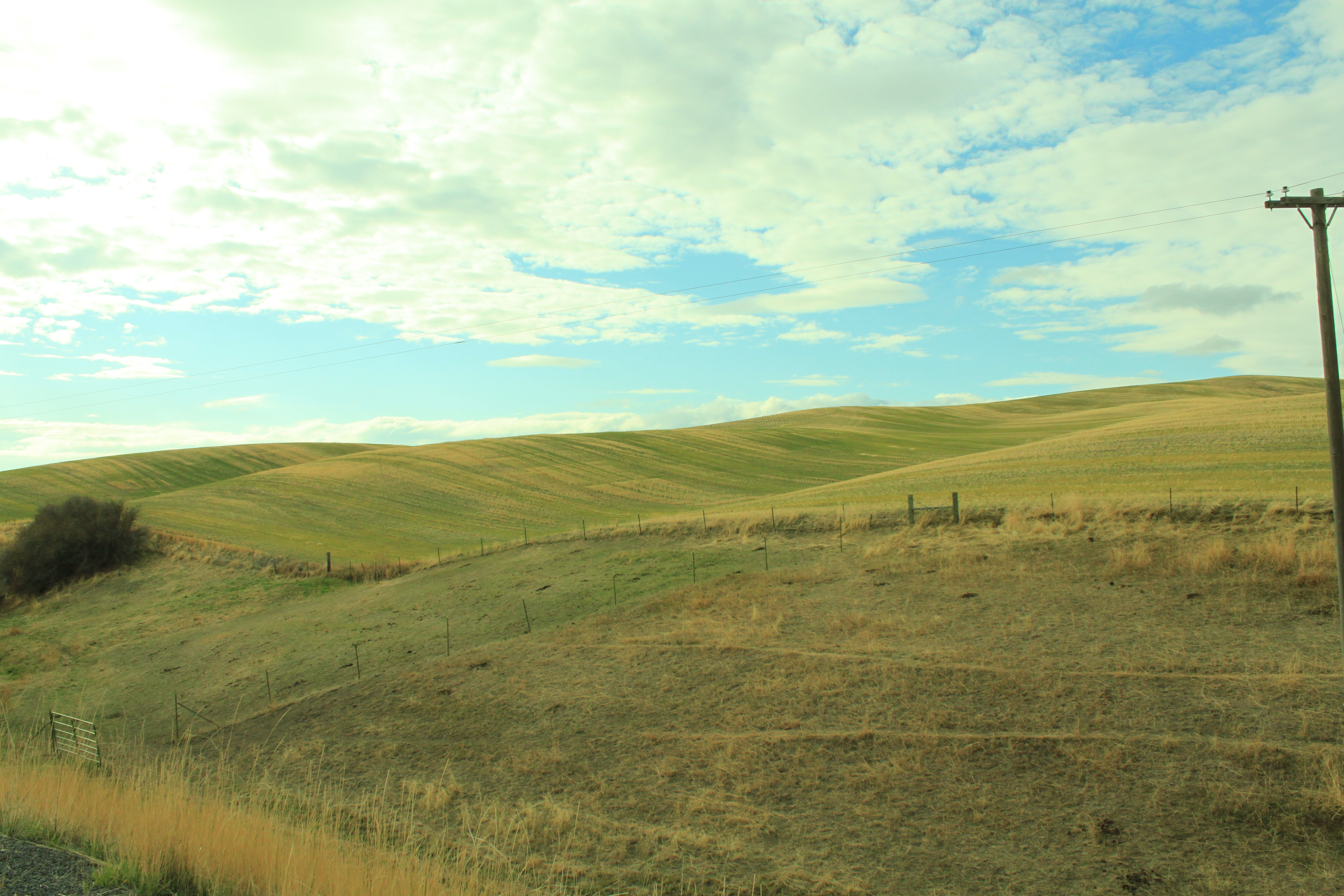 [Photo] 151018 US – Palouse Hill